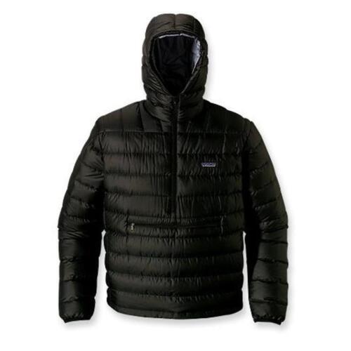 Daunen Jacke patagonia down Sweater Pullover Hoody Gr L