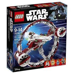 Wars75191 Misb Hyper D'origine Neuf Lego Emballage Starfighteravec Jedi Star qawSWx185