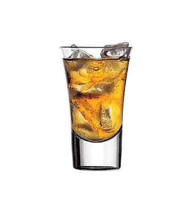 12 Stück Likör Glas Trinkglas Gläser Schnaps Kräuterschnaps Aperitif Glas 60 cc