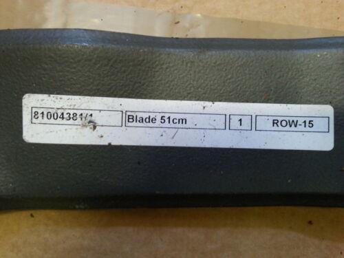 Genuine Mountfield 81004381//1 BLADE SP534 SP535 SP536 534 TDL534 R534 R534TR