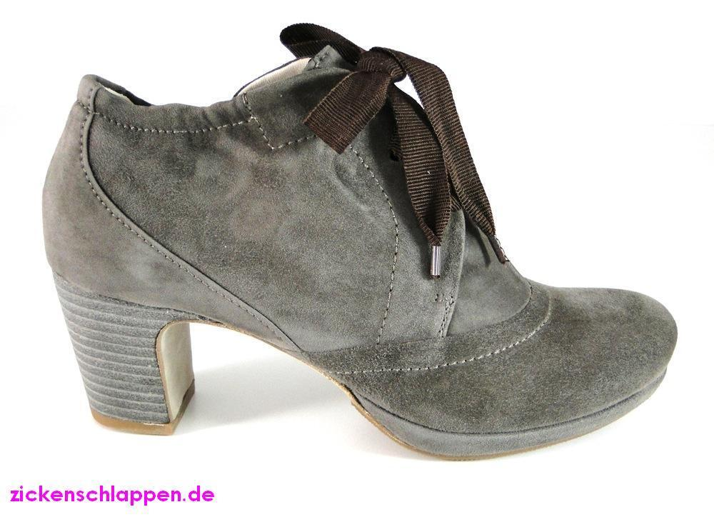 Homers   ankle Stiefel dunkl taupe handschuhweich saccetto Gr 40 NEU