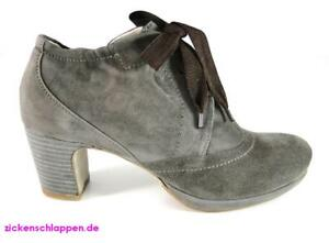 Homers-ankle-boot-dunkl-taupe-handschuhweich-saccetto-Gr-40-NEU