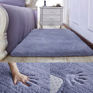 Soft Thick Indoor Modern Area Rugs