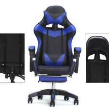 Computer Gaming Chair High Back Chairs Executive Swivel Racing Chair Office Home