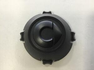SMART 453 Radkappe schwarz für Stahlfelgen