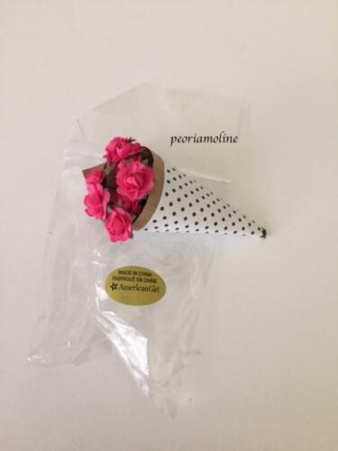 American Girl Red ROSE BOUQUET~Flowers~NEW~Joss~Tenney~Grace~Julie~Blaire