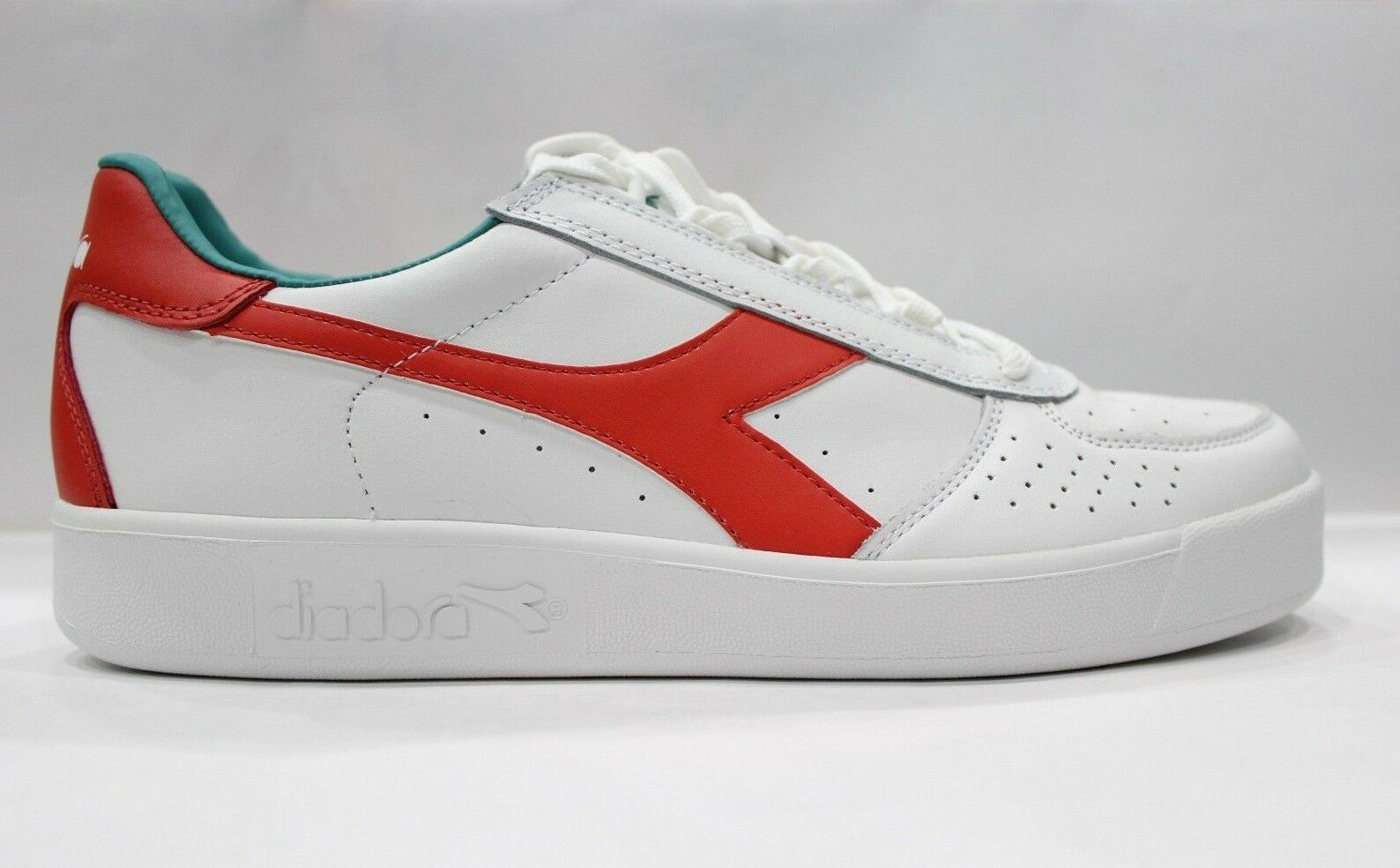 Diadora B.Elite   Shoes   Shoes bassa Unisex Bianco Rosso Diadora 546e57