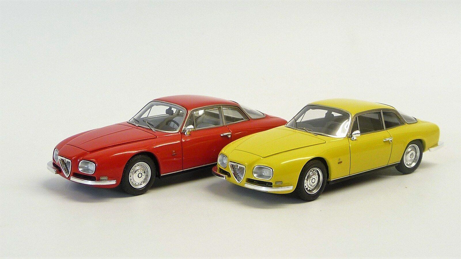 Alfa Romeo 2600 SZ neo 45600 45903 para la selección nuevo en OVP 1 43
