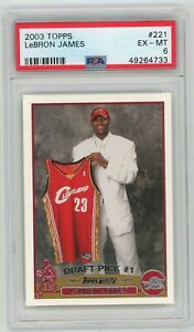 LeBron-James-Cleveland-Cavaliers-2003-Topps-Basketball-Rookie-Card-RC-221-PSA-6