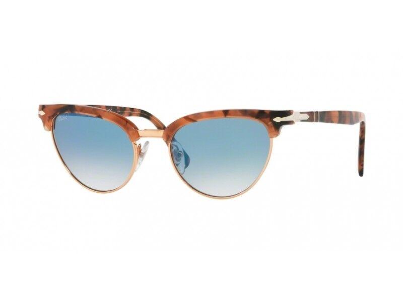 Sonnenbrille Persol PO3198S Havanna blau blau blau verschwinden Sonnenbrille 10693F  | Genialität  eba16e