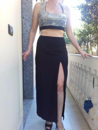 Gabbana Dolce Jupe Avec Complète Top vqp7q