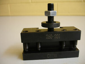 Quick-Change-Tool-Post-Holder-250-201