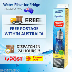 SRF527DSIST HAFEX/EXP ORIGINAL SAMSUNG FRIDGE FILTER AQUA  PURE PLUS