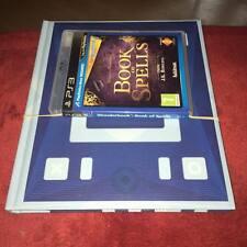 Wonderbook: libro de hechizos (incluye Wonderbook y libro de hechizos juego) (PS3)
