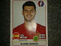 Panini EM 2016 Alvaro Morata Nr.370