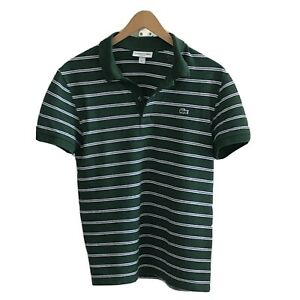 Lacoste-POLO-SHIRT-Green-Size-3-Regular-Fit