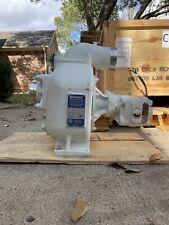 Gorman Rupp 03h14a H O Series 3 Self Priming Centrifugal Pump Hydraulic Driven