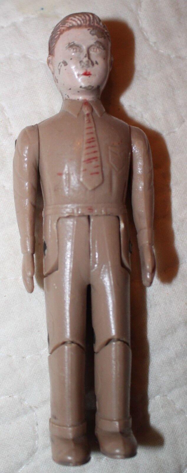 Renwal muñeca casa Articulado Figura Hombre Vintage & Auténtico  42