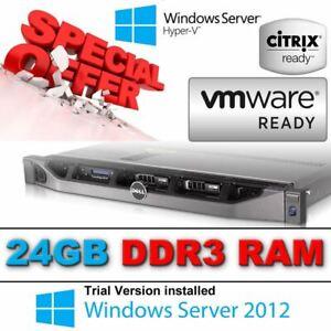 Dell-Poweredge-R610-2-x-4-Core-Xeon-X5550-2-66Ghz-24GB-2-x-146gb-SAS-Perc-6i