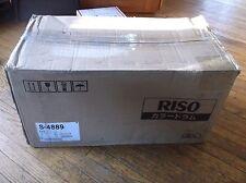 New In The Box Riso Ez220 Ez221 Duplicator Drum Part S4889