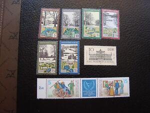 Germany-Rda-Stamp-Yvert-Tellier-N-2266-A-2271-2275A-2276-N-MNH-COL9