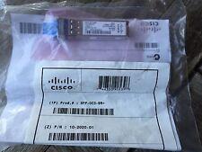 NEW Genuine Cisco SFP-OC3-SR SFP Optic Module -  Short-Reach (2 km) - Original