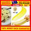 Banana-Slicer-Chopper-Cutter-Breakfast-Cereal-Fruit-Salad-Tool thumbnail 1