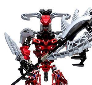 Tyrant LEGO Bionicle Dark Hunters
