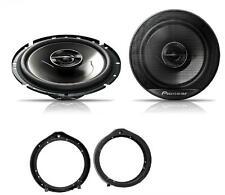 Honda CR-Z 2011-2012 Pioneer 17cm Front Door Speaker Upgrade Kit 240W