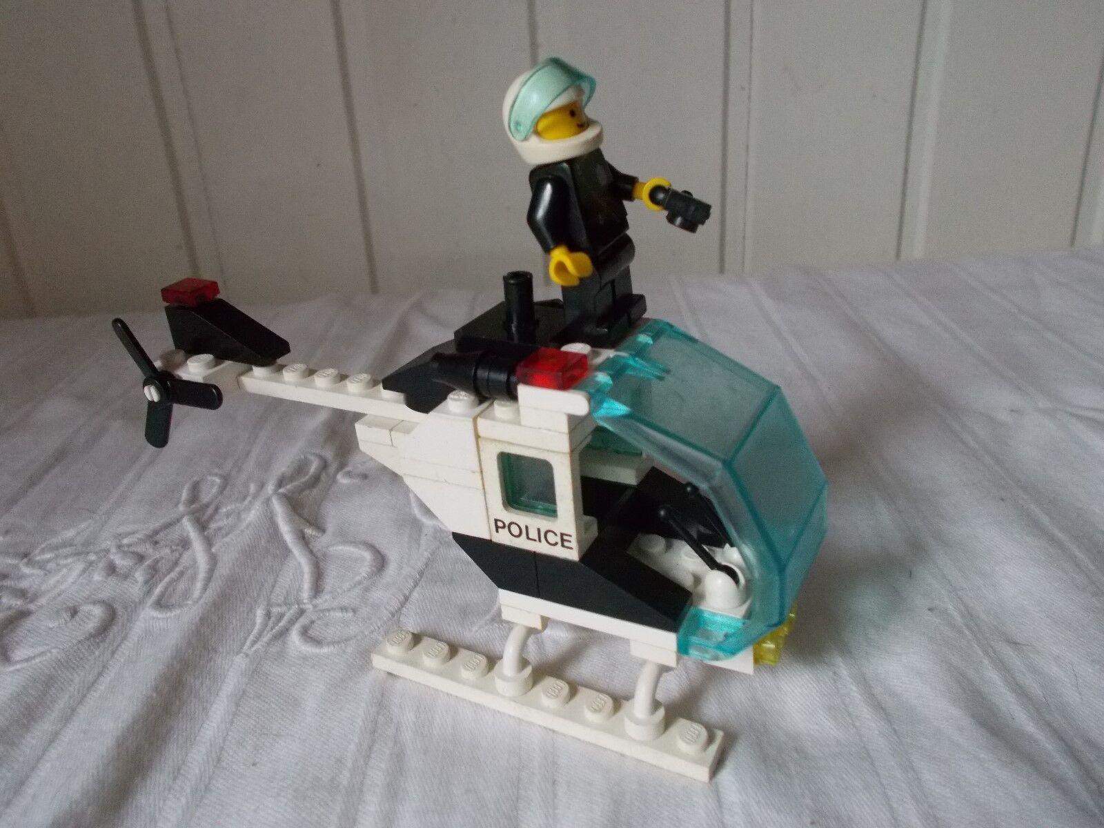 LOT 5 LEGO ® system 6642 hélicoptère hélicoptère hélicoptère 6327 6774 2585 6536 VOITURES AVION cc50f1