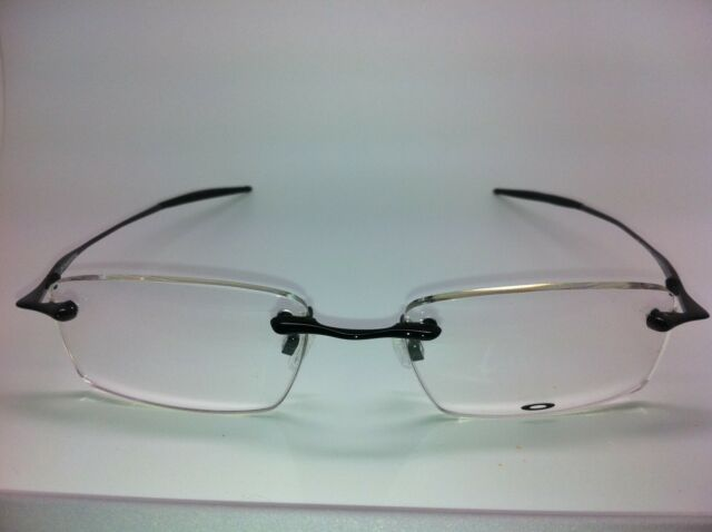 Eyeglasses 31 Thirteen Polished Black OAKLEY Frames