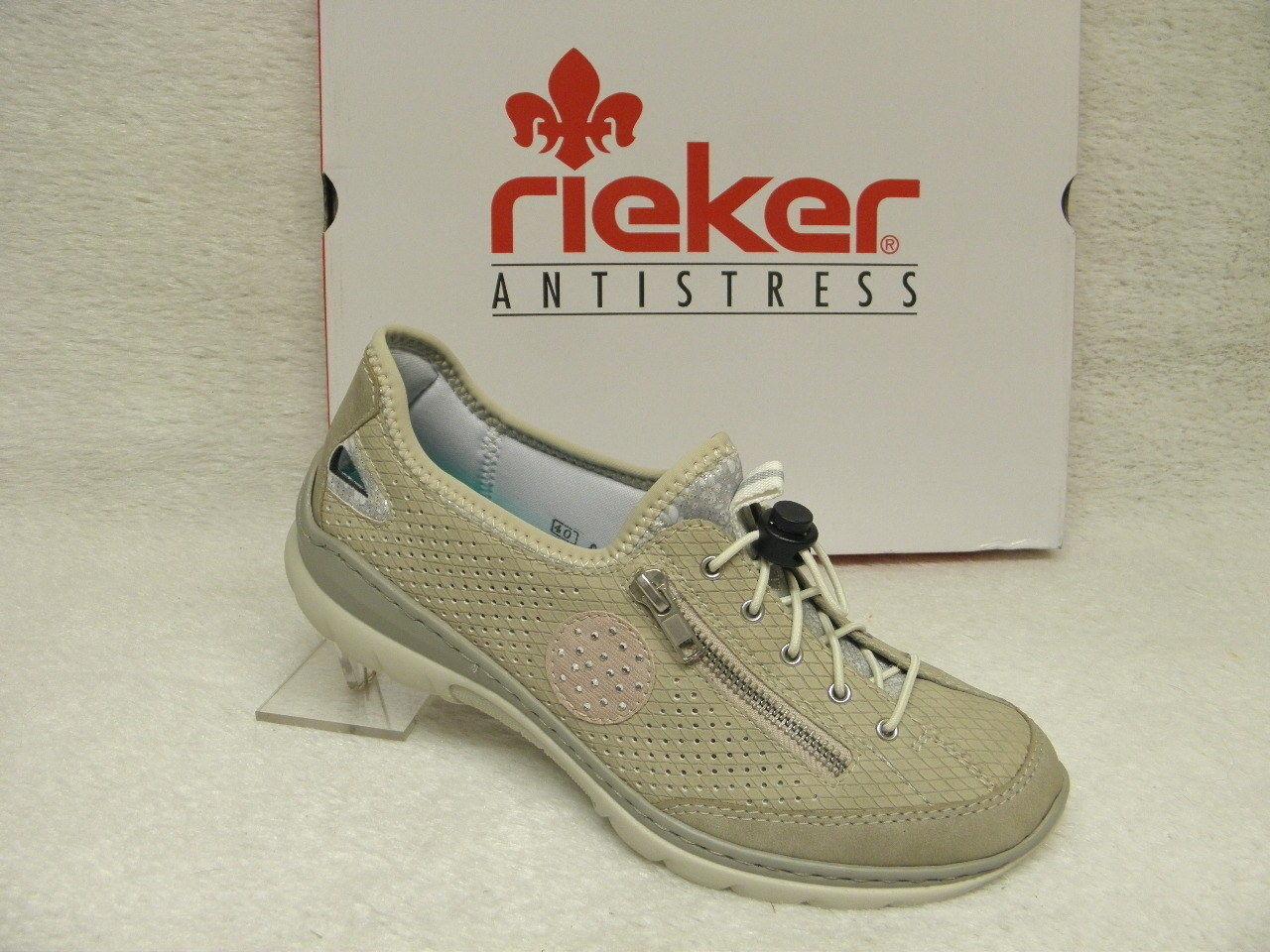 Rieker ® rojouce, hasta ahora  memo memo memo Soft-plantilla, super cómodos (r341)  ventas en linea