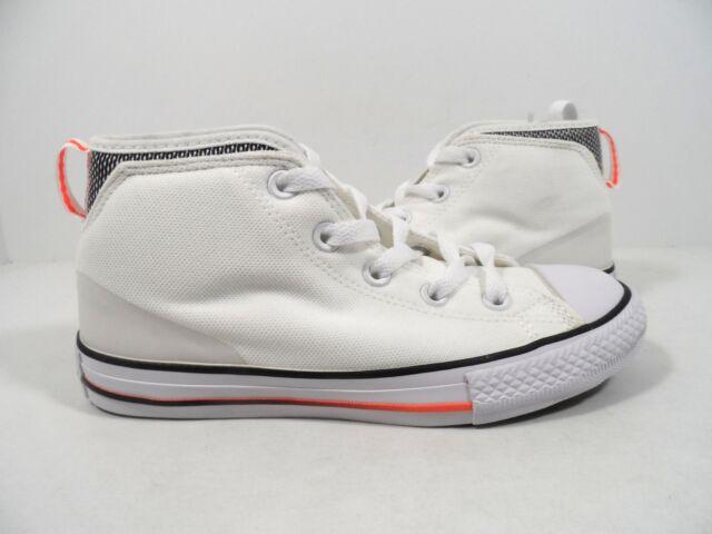 Converse Junior Chuck Taylor All Star Syde Street Summer Canvas Sneaker Size 2