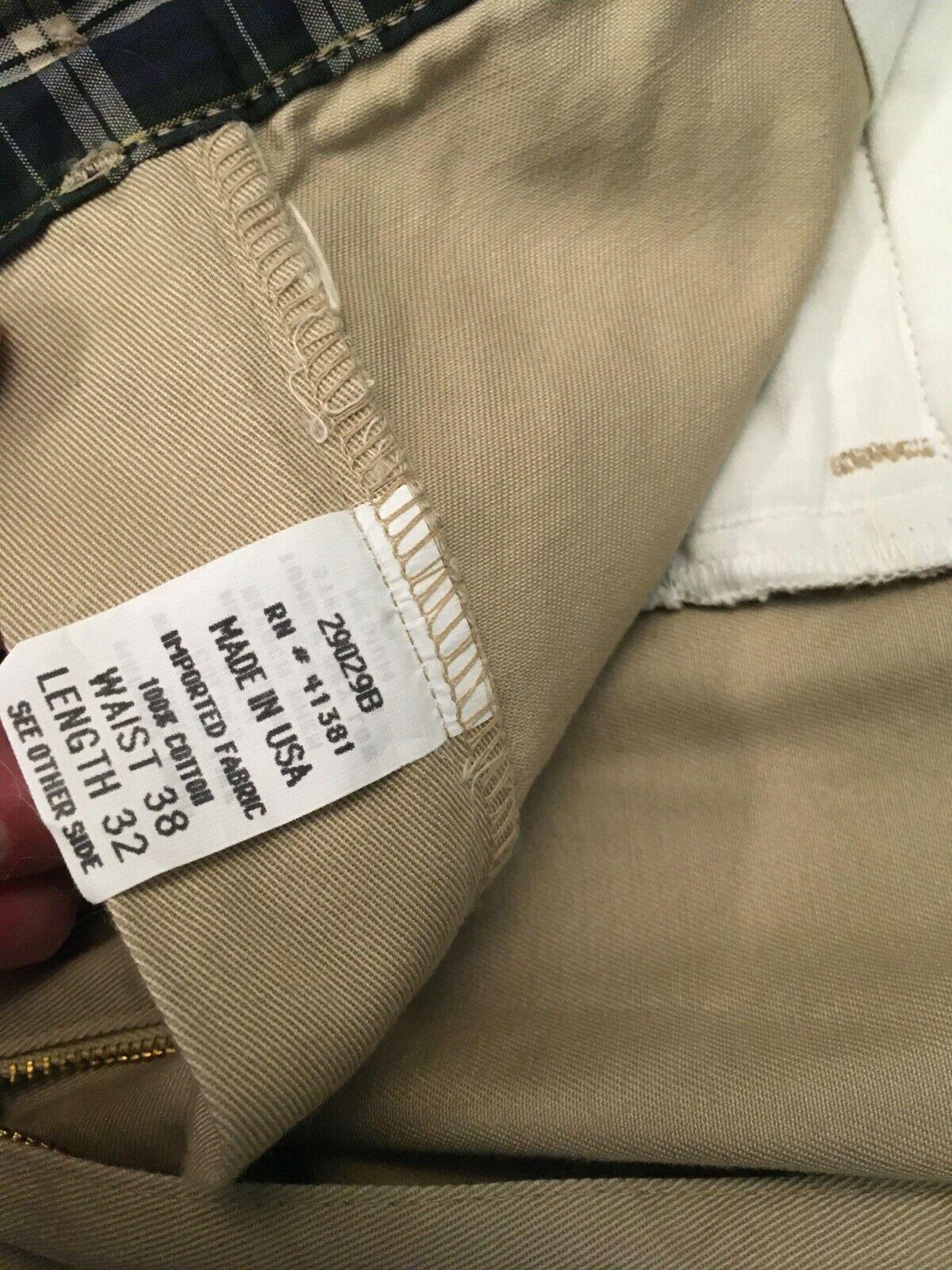 VTG 80s NOS Polo Ralph Lauren Classic Golf Pants … - image 7