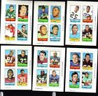 1969 Topps 55 Mike Stratton * #55 Football Card