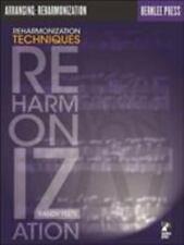 Reharmonization Techniques by Randy Felts (2002, Paperback)