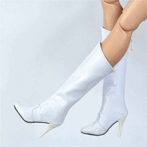 """Sherry 22/"""" Tonner American Model shoes boots white"""