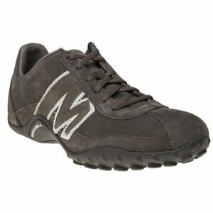 54df75dcee4 Image is loading New-Mens-Merrell-Brown-Sprint-Blast-Suede-Trainers-