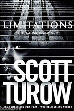 Limitations by Scott Turow, Book, New (Paperback, 2014)