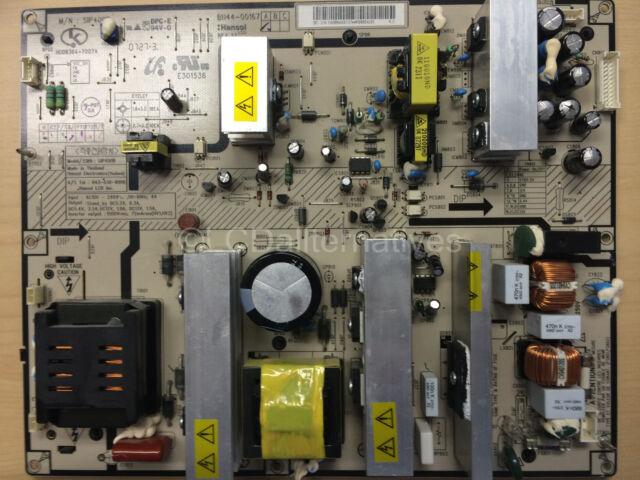 repair kit, samsung ln-t4061f, lcd tv, capacitors