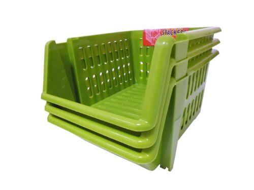 Plastic Swing Bullet Bin Stacker Bowl Dish Drainer Tray Nappy Bucket Kitchen Set