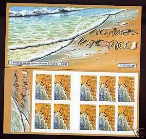CARNET-DE-TIMBRES-VACANCES-2001-NEUF-NON-PLIE-LUXE