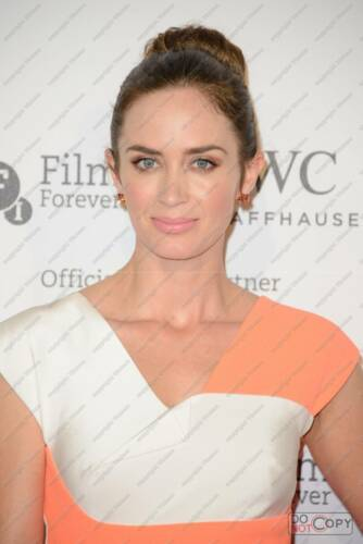 Emily Blunt Poster Picture Photo Print A2 A3 A4 7X5 6X4