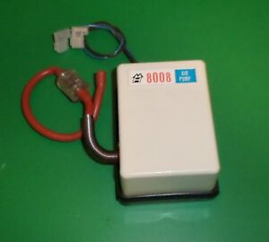"""Ap-8008 Delicacies Loved By All Fish & Aquariums Knowledgeable """"air Pump"""" Pompa Areatore """"house"""" Mod"""