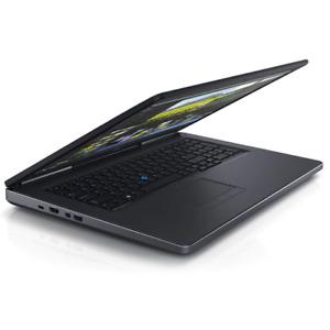 Dell Precision 17 MobileWS (Intel Quad Core i7-6820, 512GB SSD+2TB HDD, 32GB RAM