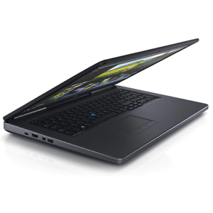 Dell Precision 17 MobileWS (Intel Quad Core i7-6820, 512GB SSD+2TB HDD, 32GB RAM