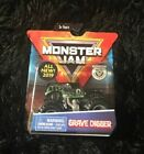 Monster Jam Grave Digger 2019 Overcast Spin Master Authentic