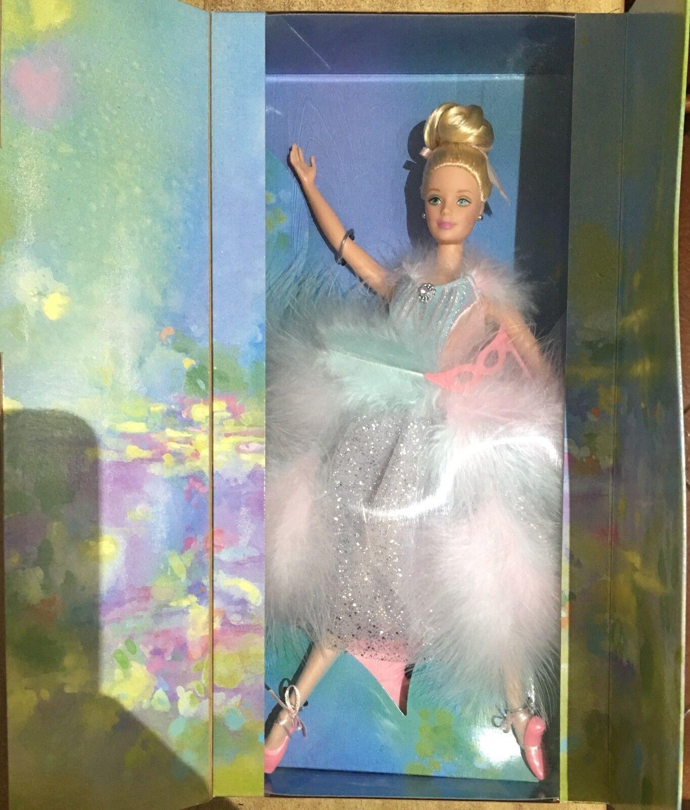 Barbie Mattel Ballet Masquerade Avon Collector Edition 00'