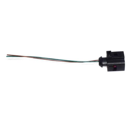 For A3 Beetle Jetta Passat Oil Level Sensor Plug Wiring Cable Socket 3B0973703G