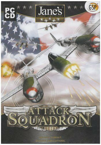 1 of 1 - Janes Attack Squadron PC NEW and Sealed